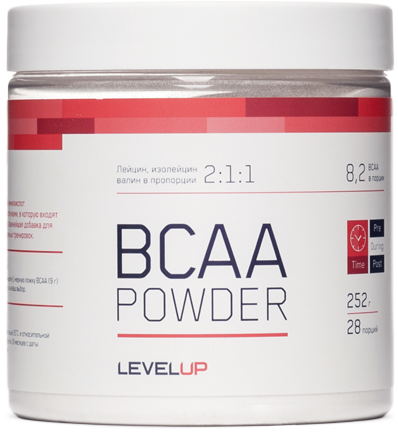 Level Up AMINOBLAST BCAA порошок (252 гр.)