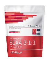 Level Up AMINOBLAST BCAA (порошок) 500 гр.